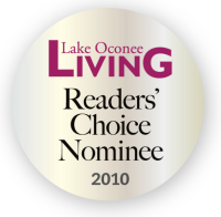 2010 Lake Oconee Readers Choice
